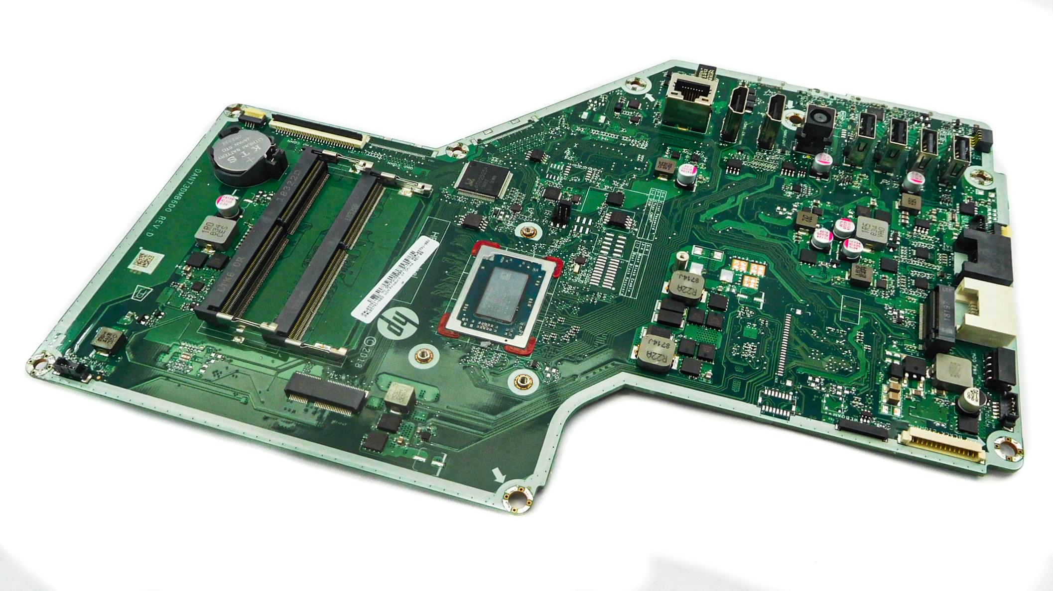 HP L03791-002 Pavilion 24-R All-in-one PC Motherboard /w AMD Ryzen 5 2500U CPU